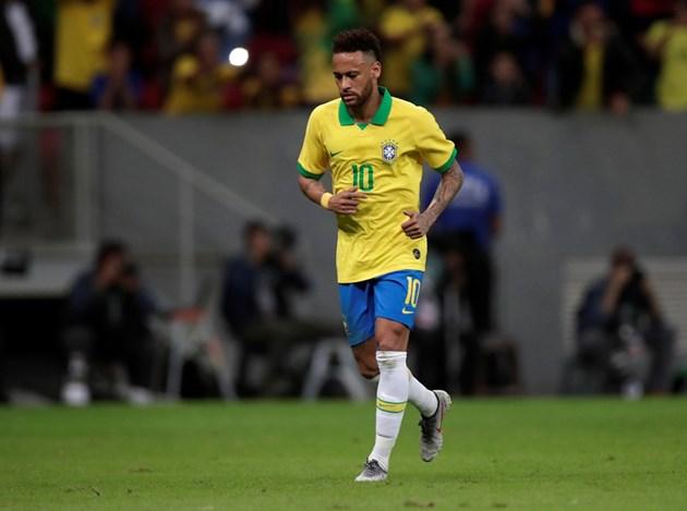 Според допитване в Бразилия Неймар е невинен