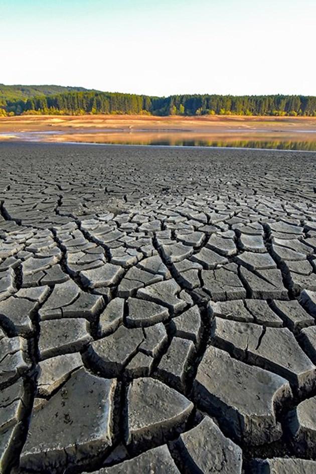 Къде е водата?