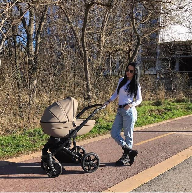 Скандалната танцьорка Габриела стана майка