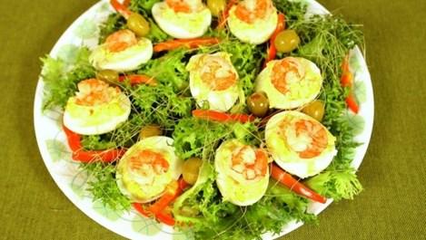 Яйца по френски