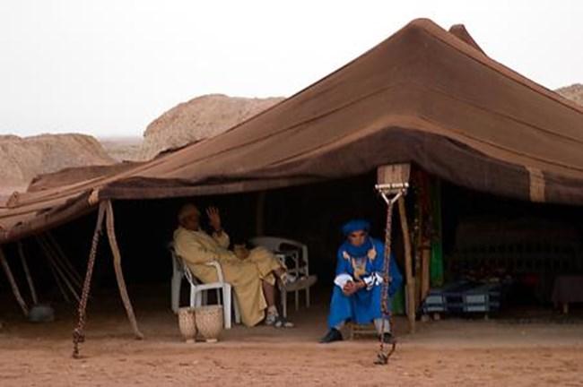 Дом в пустинята – Сахара, Мароко