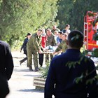 Нападателят в Керч е притежавал законно оръжие