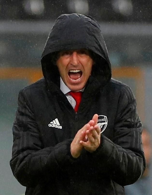 Емери за Моуриньо: Аз съм треньорът!