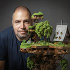 Фотограф построи минисело