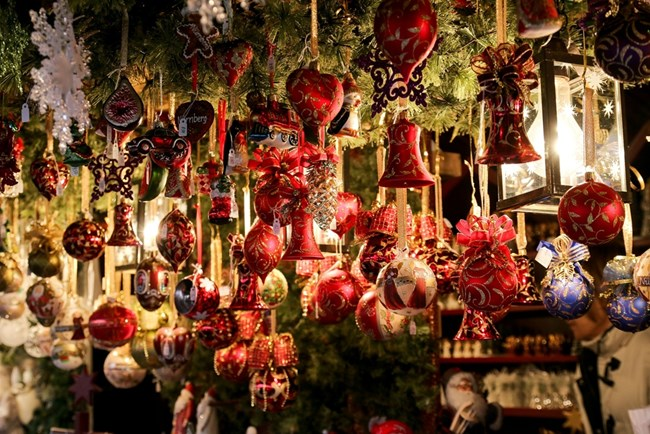 Коледен базар в Нюрнберг