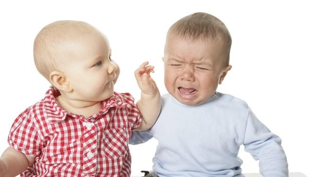 Могат ли бебетата да бъдат ядосани?