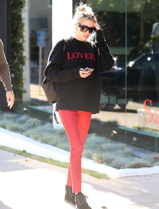 Екълстоун с пуловер за 1300 паунда