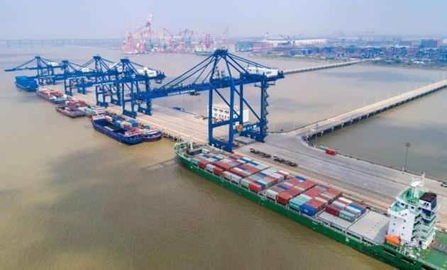 Запазва се тенденцията към ръст на външната търговия на Китай
