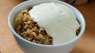 Ориз с леща