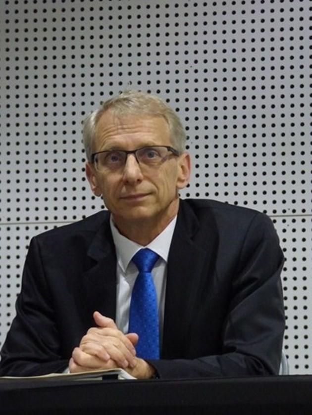 Служебният министър на образованието и науката проф. Николай Денков