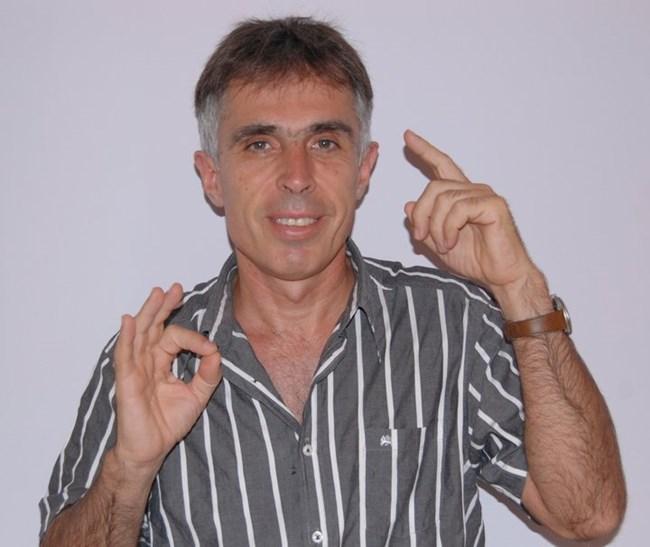 Валентин Ковачганев, специалист по квантова психология