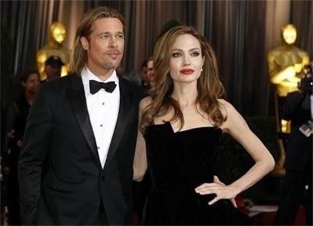 Брад Пит и Анджелина Джоли подобриха отношенията си