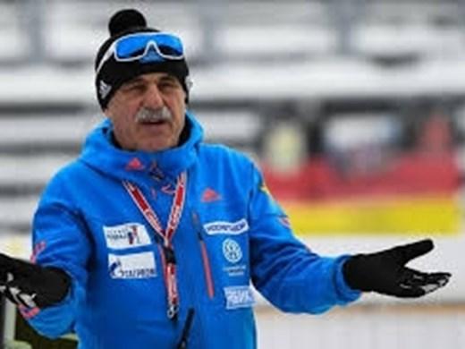 Отстраниха треньора на биатлонистите до 31 януари