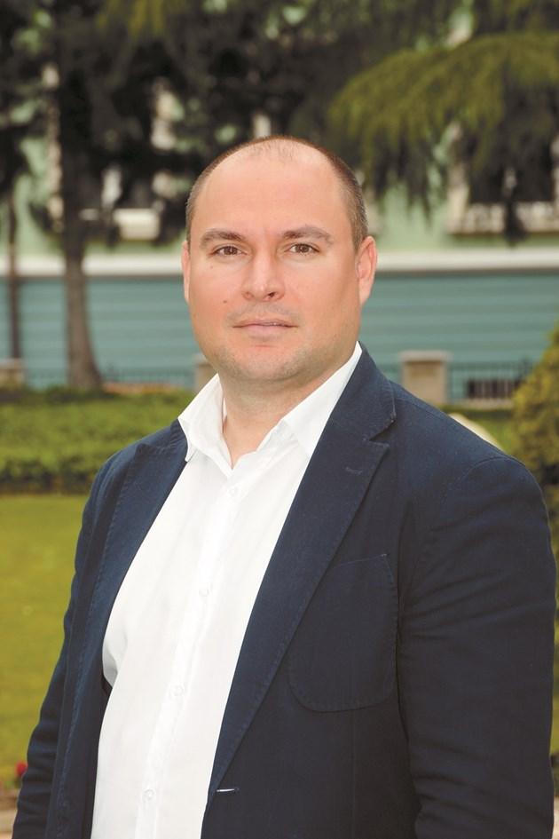 Гл. ас. д-р Петьо Бошнаков