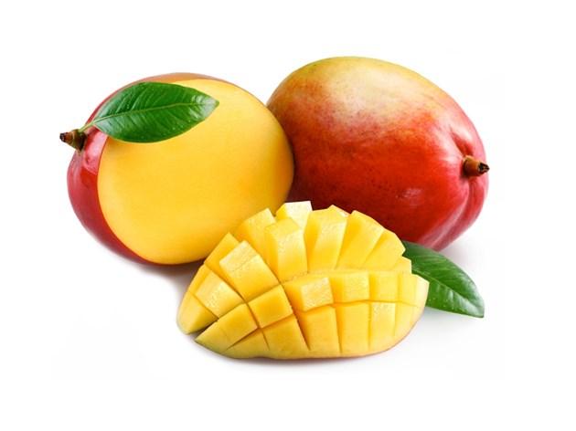 Бразилсо сорбе с манго