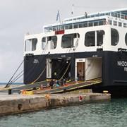Фериботите в Гърция са празни