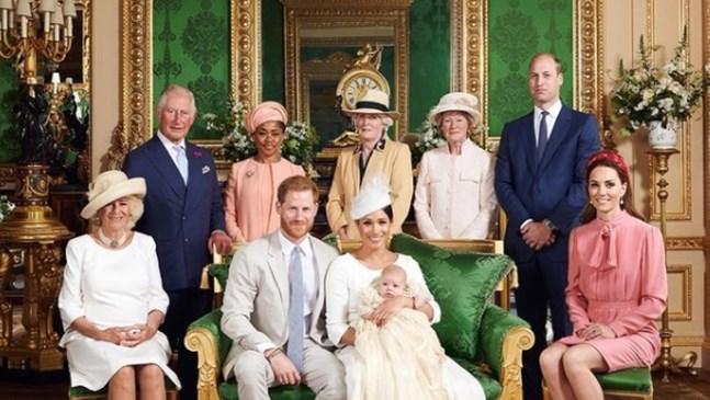 Принц Уилям и Кейт честитиха рождения ден на Арчи