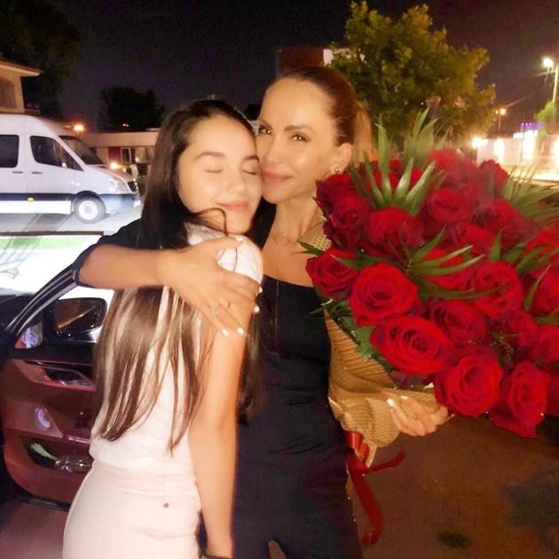 Щерката на Ивайла Бакалова стана водещ
