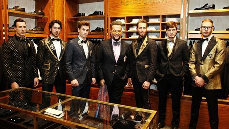 Злато, скъпоценни камъни и изящно изкуство оживяха в  частния бутик на Desizo Monni