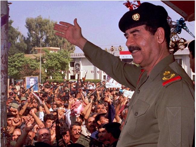 Саддам бил по-садистичен и от Хитлер, гласи американско изследване.