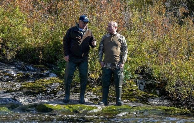 Путин замина на риболов за щуки в Сибир