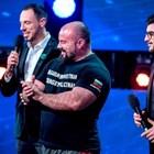Най-силният българин Мариян Димитров: Ще издърпам 110-тонен локомотив!