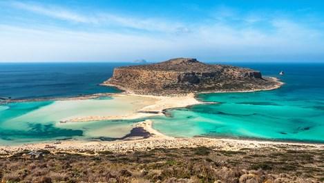 Най-красивите плажове в Гърция (галерия)