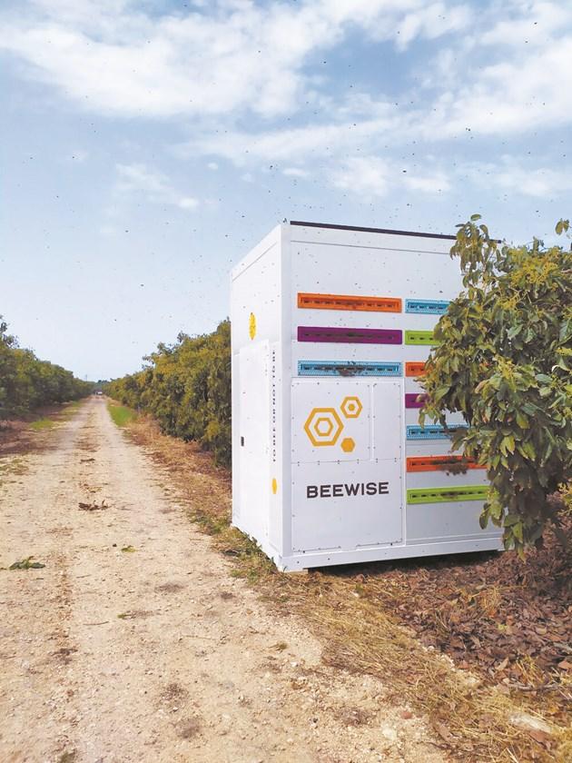 Автономният Beehome със слънчева енергия интегрира роботизиран пчелар, управляван от ИИ, за защита и подхранване на пчелите в естественото им местообитание