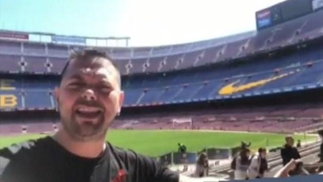 Солтарийски пя в Барселона