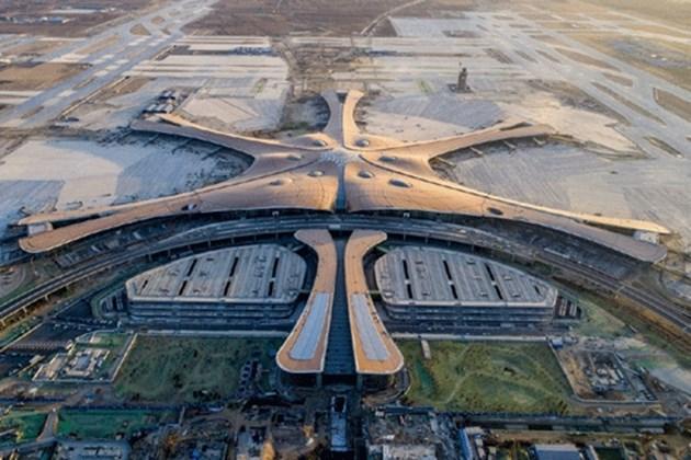 """Летището """"Дасин"""" се превръща в карго център за Североизточна Азия"""