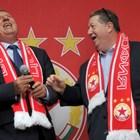 ЦСКА разпнат от спасителите си