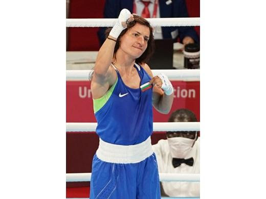 Стойка Кръстева: Финалът е за България и младите, дано бъде най-хубавият ми мач!