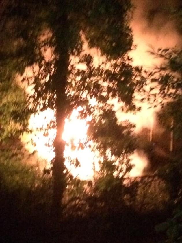Подпалиха колата на скулптора проф. Велислав Минеков
