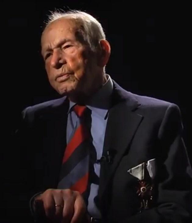 Военен герой стана на 101 г.