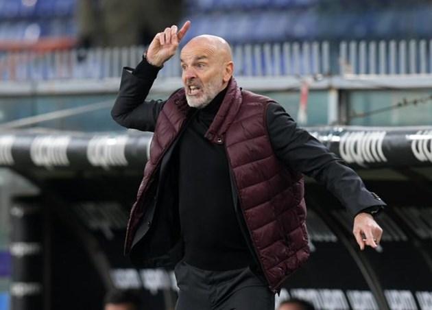 Стефано Пиоли не е притеснен