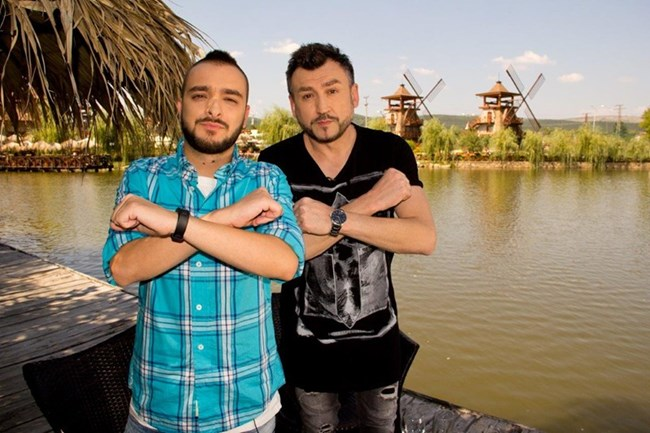 Криско и Любо; Снимки: X Factor