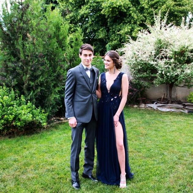Синът на Ани Салич се раздели с първото си гадже
