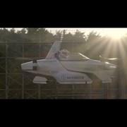 """""""Летяща"""" кола беше успешно тествана с човек на борда в Япония (Видео)"""