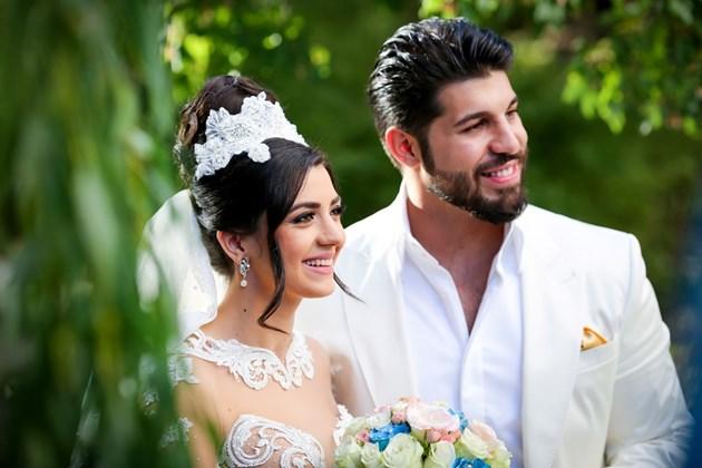 Фики и Гюлджан се ожениха през 2017 г.