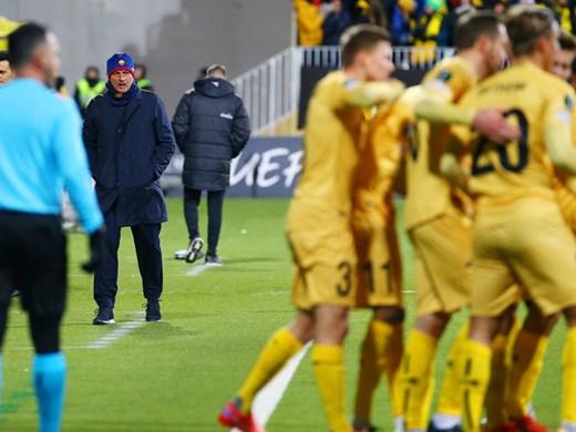В мач №1008 Моуриньо за първи път получи 6 гола
