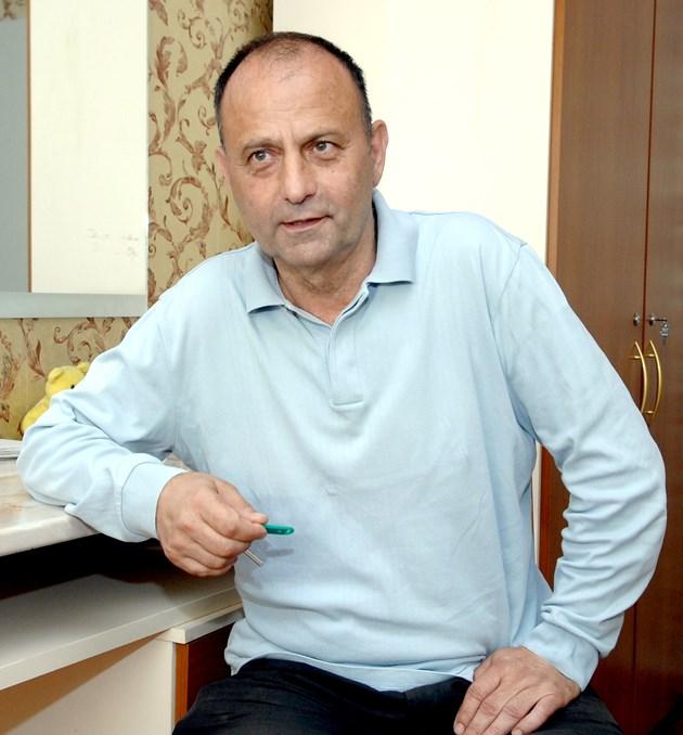 Съжаляват, че не дали пенсия на Филип Трифонов