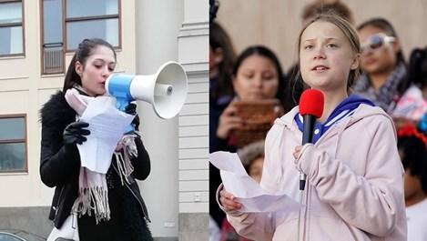 Изабела Ярванди - шведската антиГрета