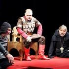 Обесването на Левски в спектакъл