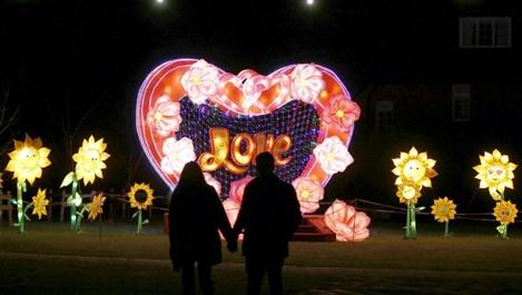 Фестивал на фенерите в Лондон