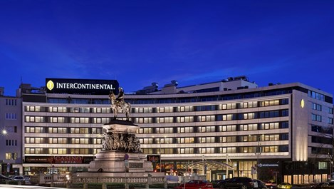 """InterContinental Sofia обявен за """"Хотел на годината"""" на престижните IHG Europe Star Awards"""