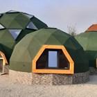 Строят кризисни къщи на бъдещето