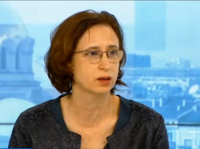Д-р Диана Лекова Кадър: БНТ
