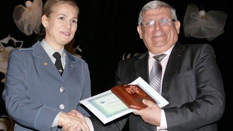 Подполковник Невяна Митева: Гориш ли в работата си, рано или късно те оценяват