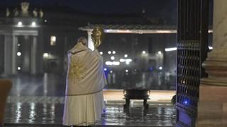 """Папа Франциск: """"Да гребем заедно! Всички сме в една лодка"""""""