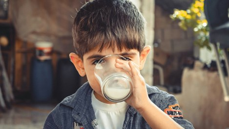 Алергия от мляко - симптоми и важни съвети